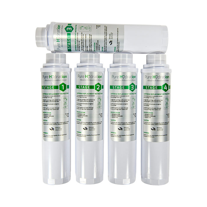 Pure Hydration-2nd Gen Cartridge Refill Set