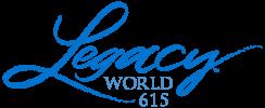 Legacy World 615 Logo